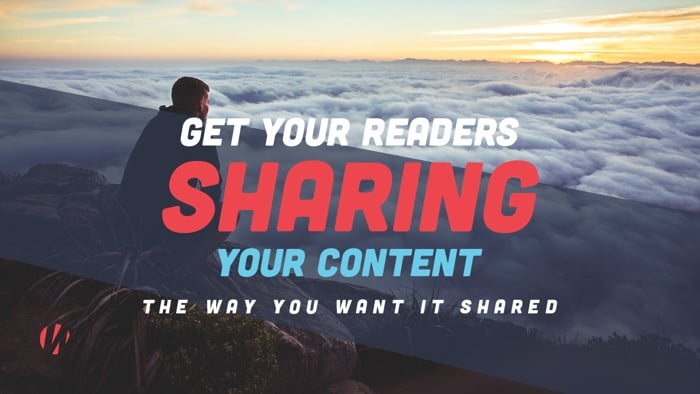 Social Warfare - Get Your Readers Sharing Your Content - TypeEighty