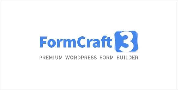 Form Craft - Premium WordPress Form Builder