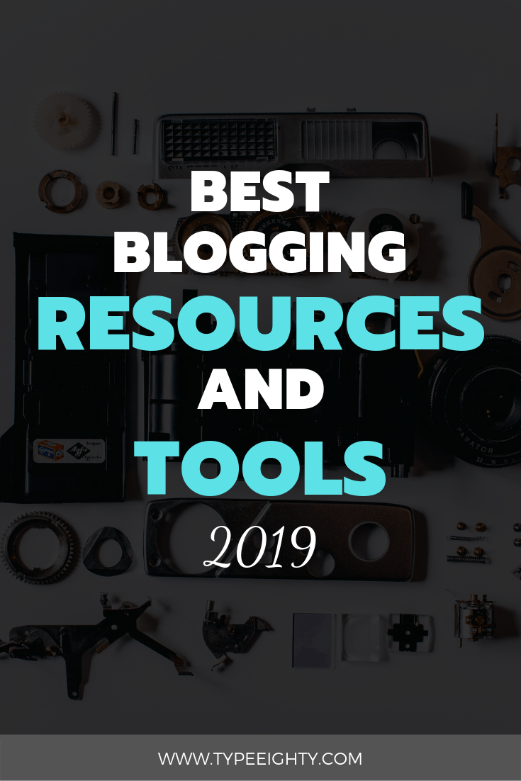 Looking for the best resources to grow your blog in 2019? Check out this complete guide to the products I've used that helped me start and grow multiple websites.