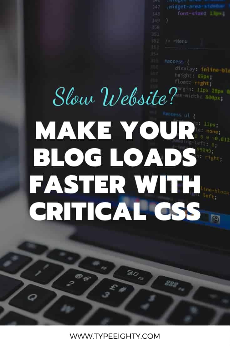 3 Best Critical CSS Generator Tools